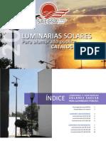 Catalogo Saecsa Luminarias