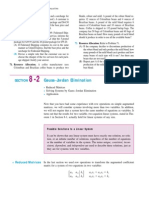 Gauss Jordan PDF