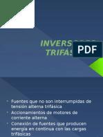 Inversores Trifásicos