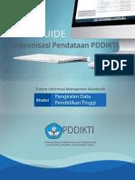 2. User Guide Pddikti - Sync