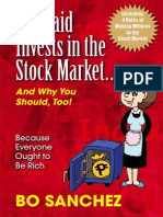 my maid invest in stock market