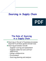 Outsourcing in Supply Chain Management