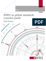 Ifrs as Global Standards