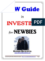 ofw guide in investing forr newbies