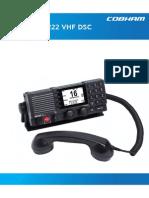 Sailor VHF 6222 User Manual