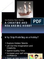 Wood Ship Kits & Ship Modeling For Beginners