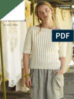 Menorca - Blusa Crochet