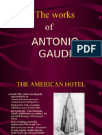 The works of Antonio Gaudi.ppt
