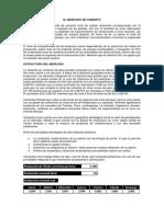 Caso Practico 2- Mercado Cemento