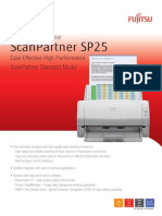 ScanPartner SP25 Brochure