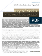Ministry of Write