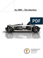 solidworks 2009 - the interface