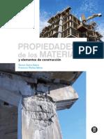 Propiedades de Los Materiales y Elementos de Construcción