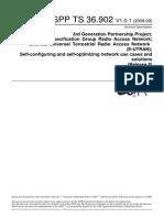 Self-optimizing Network (SON)