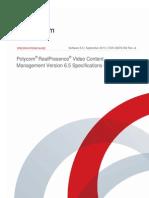 VCM_6_5_Spec_Guide polycom