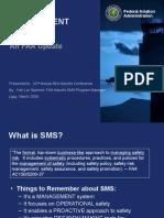 C SMS Update
