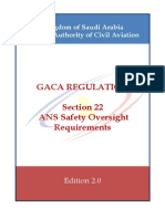 GACA REGULATION