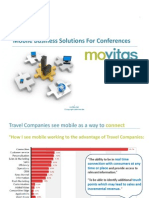 Mobile Conference Solution