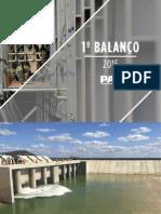 Balanço Do Pac 2015