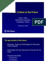 Gas Turbine of the Future
