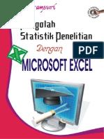 Mengolah StatistiMENGOLAH STATISTIK PENELITIAN DENGAN EXCELk Penelitian Dengan Excel