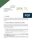 Jpa Condensation Risk Analysis TechnicalNote2013 01