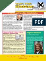 Newsletter (Autumn 2015)