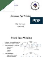 Advanced Arc Welding