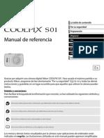Cámara Nikon S1 Manual