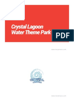 Crystal Lagoon Water Theme Park