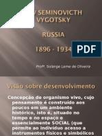 Lev S Vygotsky