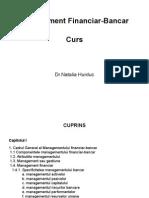Curs Management Financiar Bancar