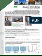 ETX PyroMetrix Acoustic Pyrometer Brochure (Feb 2015 Rev)