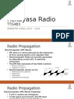 02 Radio Engineering - Radio Propagation