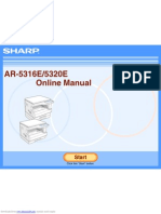 AR-5320 Online manual