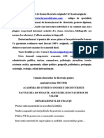 Realizam ,Redactam,Facem Lucrari de Licenta,Disertatie Originale! Id Licenteoriginale