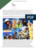 Analisa Kebutuhan Jumlah Pekerja Untuk Menyelesaikan Proyek Sesuai Deadline