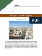 World Bank on Mongolia
