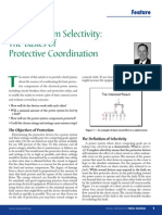 Paper on Protection Coordination