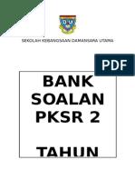 Bank Soalan II