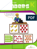 All About Double Digit Numbers Workbook