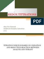 REDOX TITTRATIONS_2013