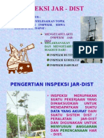 1. Inspeksi Jar - Dist