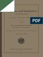"Hygiene and Sanitation (""Gesundheitsbüchlein"")_ a Popular Manual to Hygiene-Springer-Verlag Berlin Heidelberg (1904)"