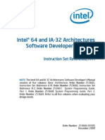 I16 and IA32 Architectures Software Developers Manual