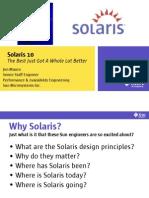 Solaris 10 Bootcamp