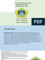 Tugas Mata Kuliah Pancasila kab.gresik fk yarsi