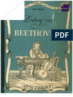 Ludwig van Beethoven by Pitts Sanborn