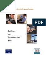 Catalogue MTI 2011
