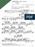284257352 Kastelnuvo Tedesku 24 Caprichos de Goya PDF